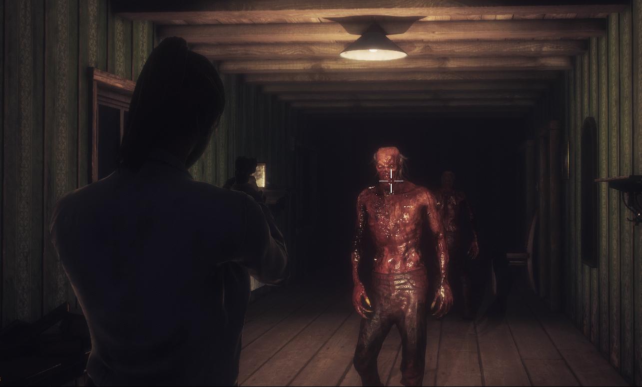 Бесплатная игра про зомби Dead Frontier 2