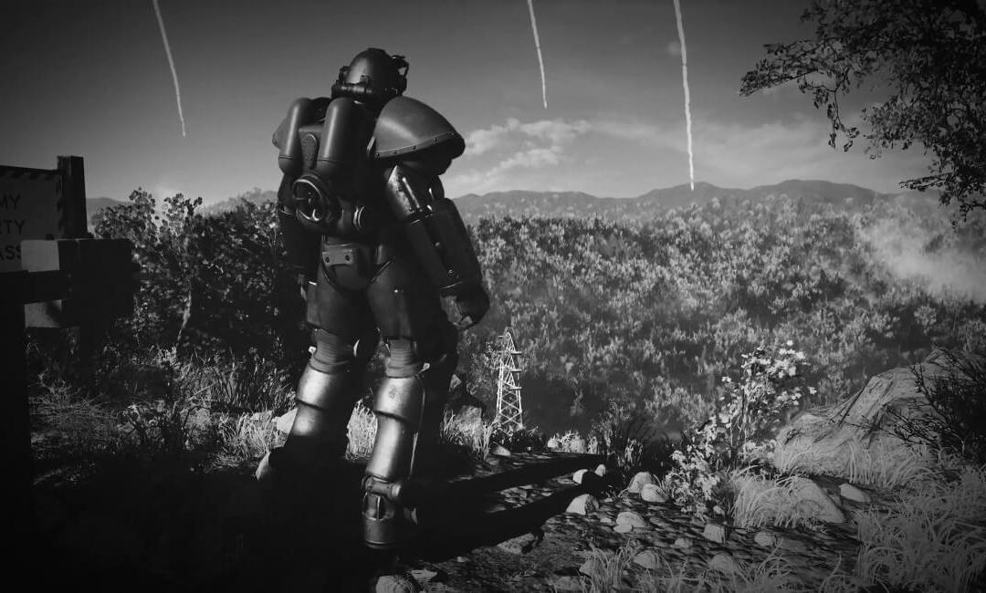 Бета Fallout 76