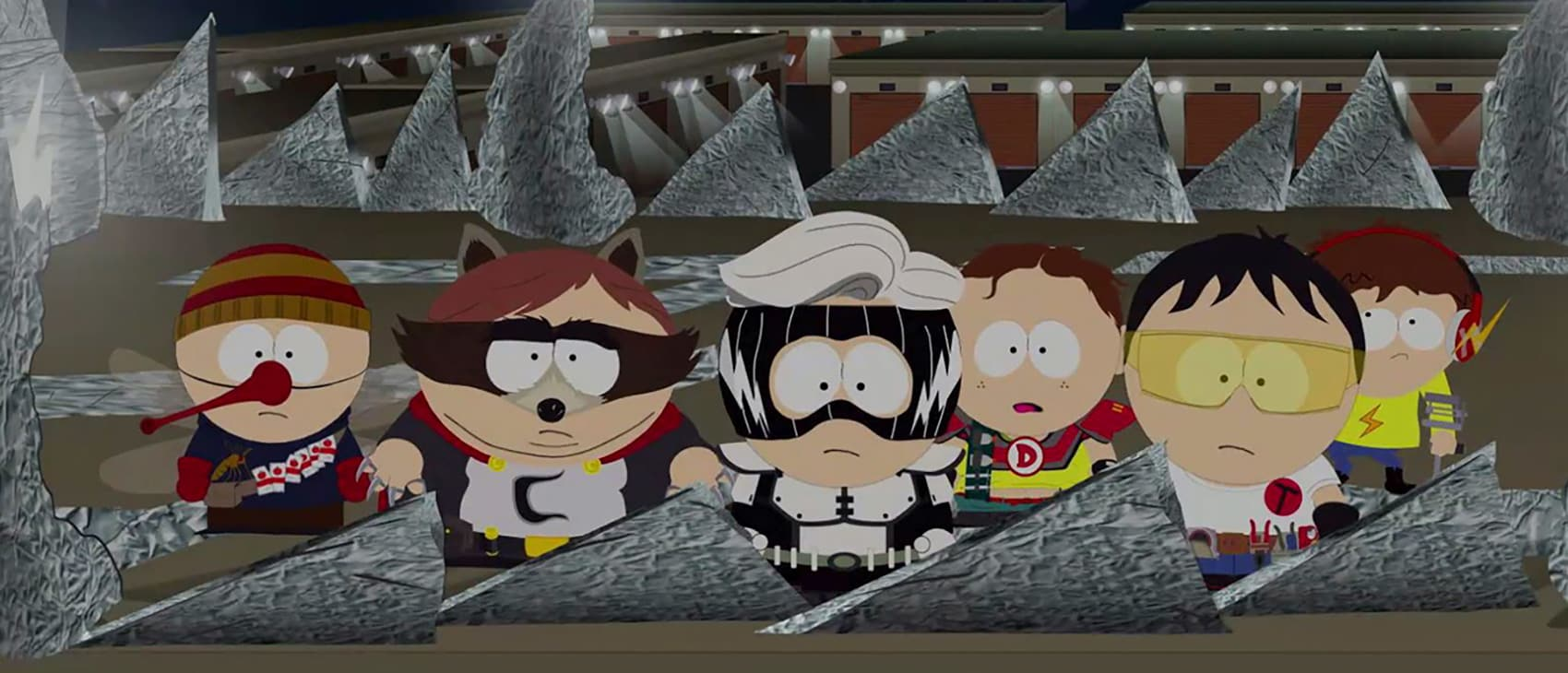 Новое дополнение для South Park: The Fractured but Whole