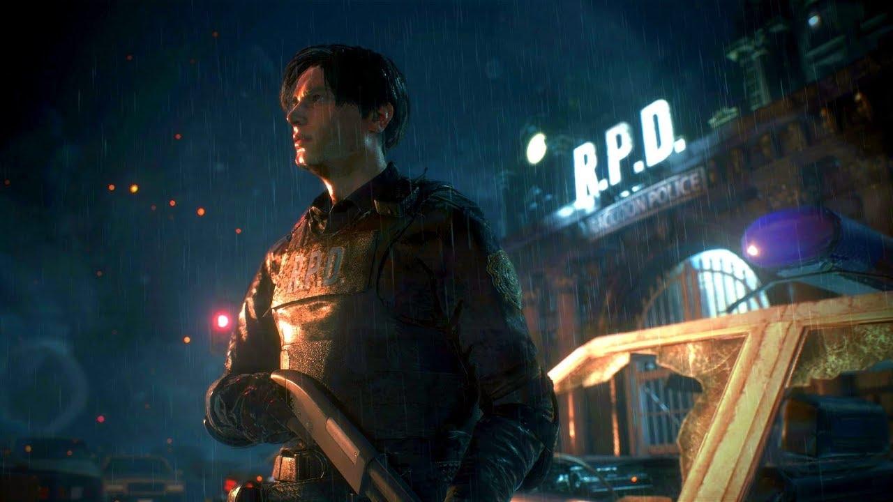 Новый трейлер ремейка Resident Evil 2