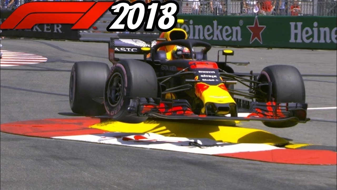 Общение спрессой F1 2018
