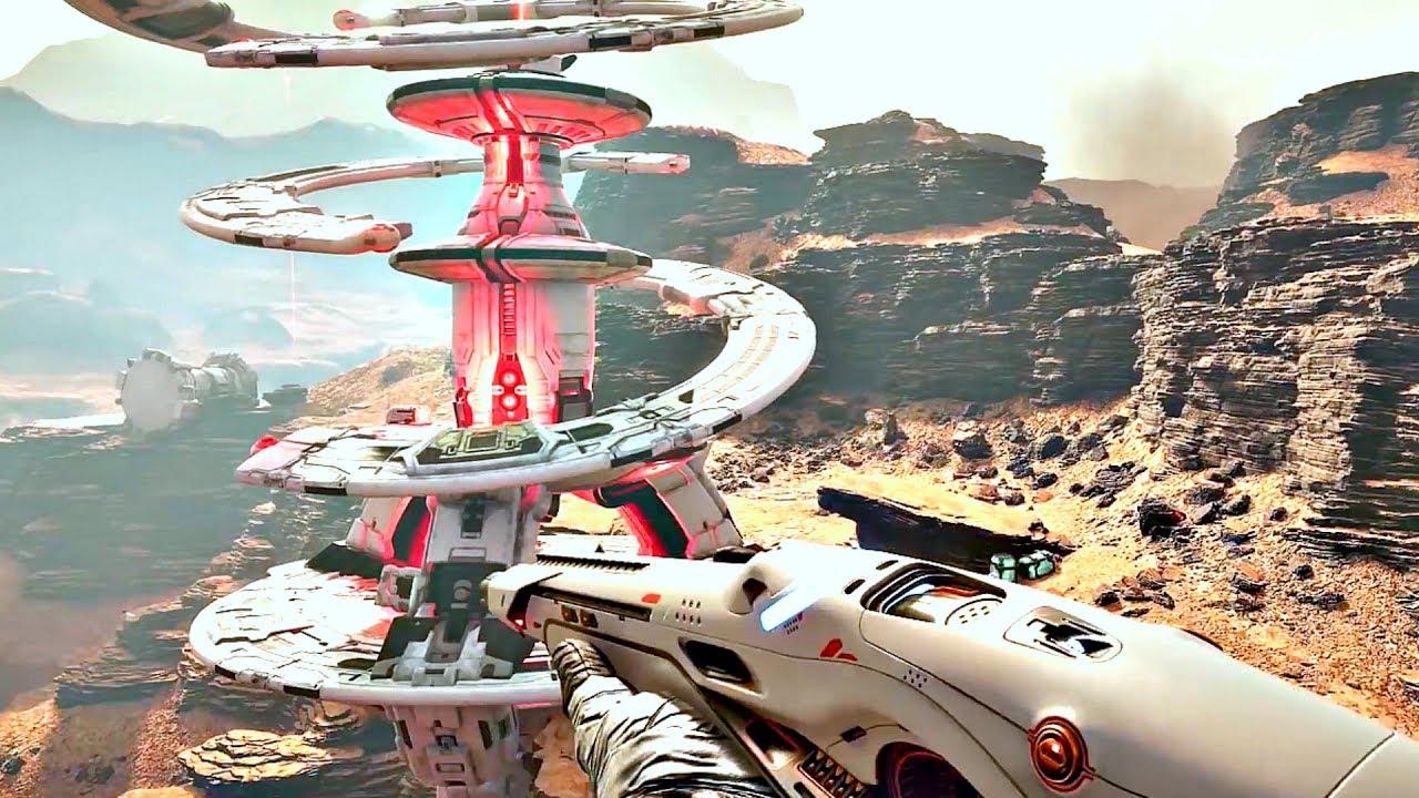 Подробности оDLC Far Cry 5: Lost on Mars