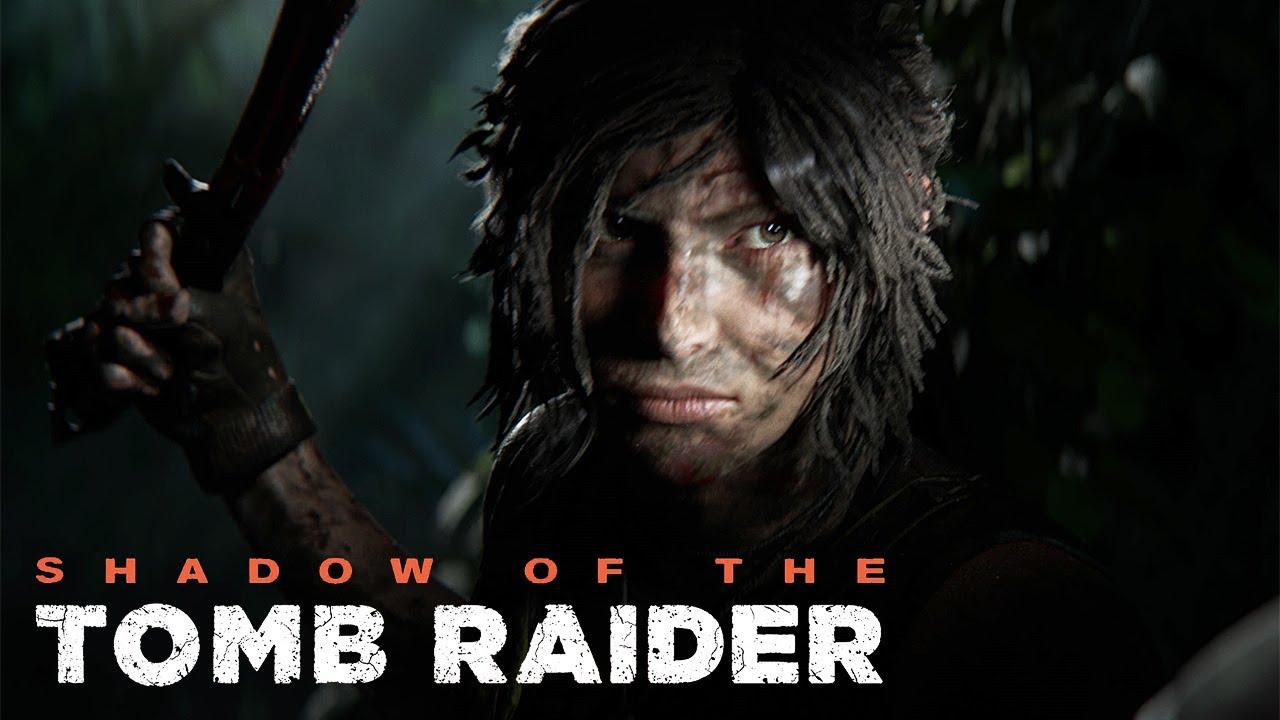 Трейлер геймплея Shadow ofthe Tomb Raider
