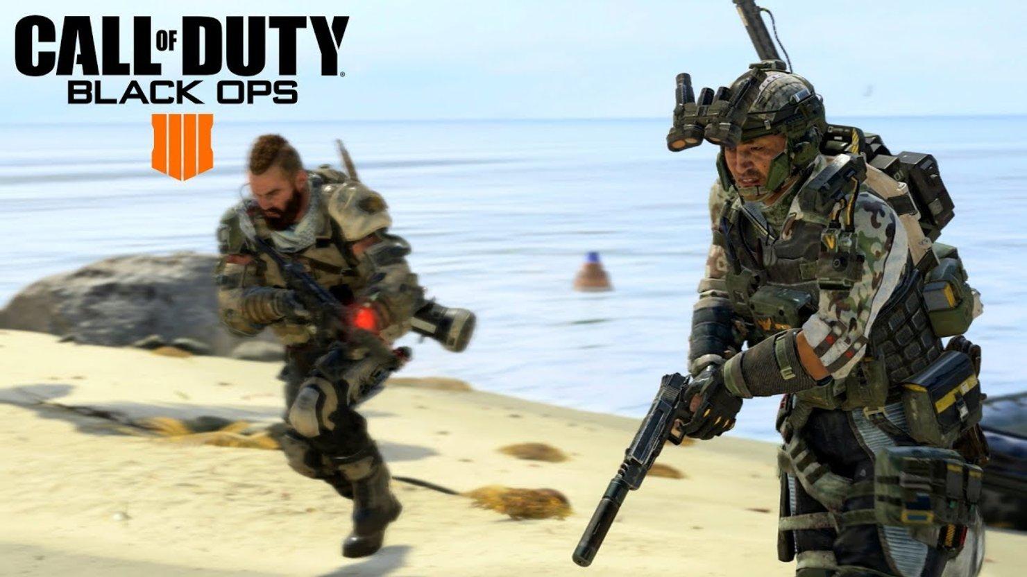 Трейлер зомби режима Call of Duty: Black Ops 4