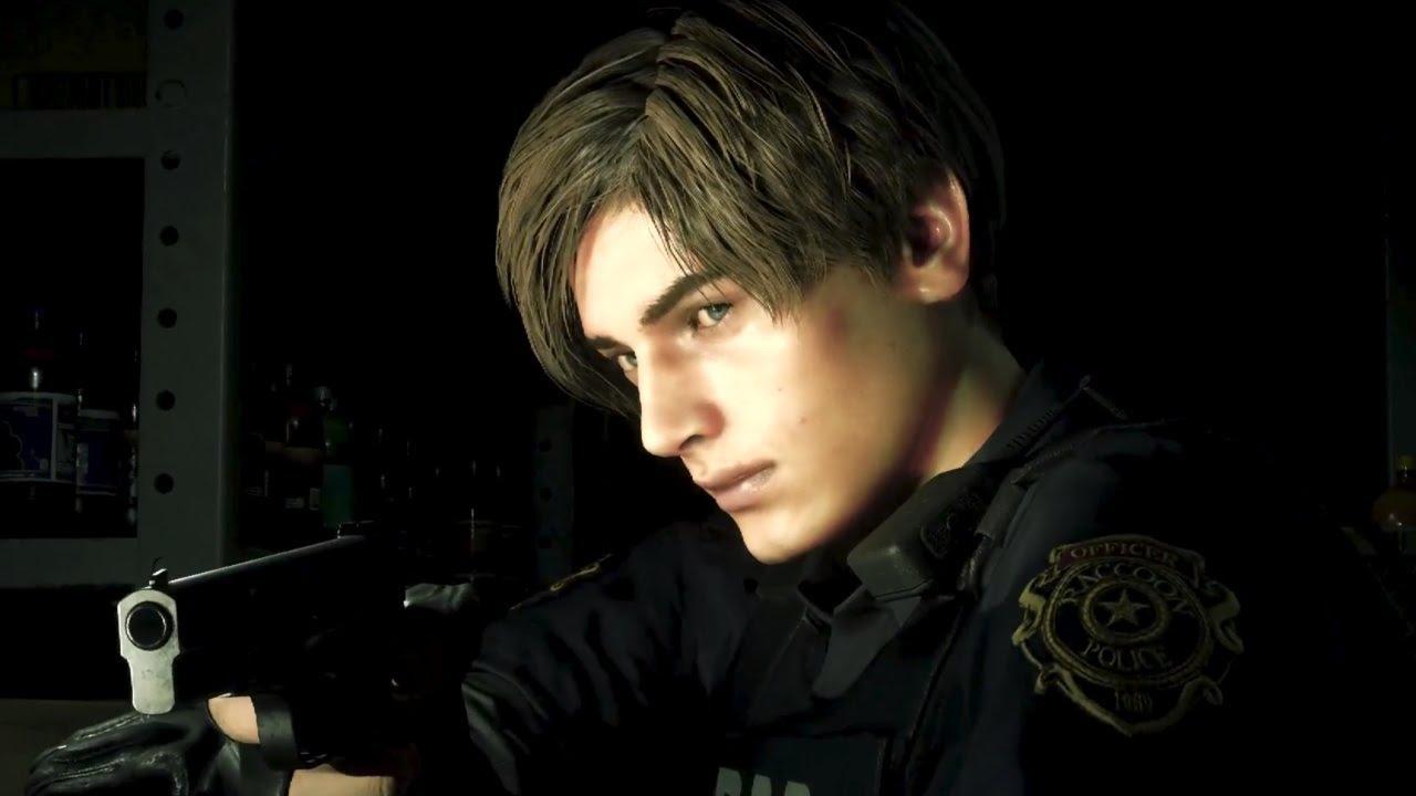 Геймплей ремейка Resident Evil 2