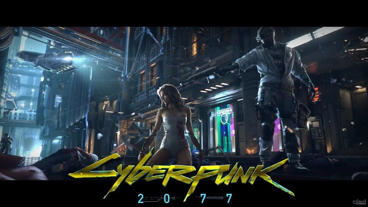 Громкий проект Cyberpunk 2077 наE3 2018