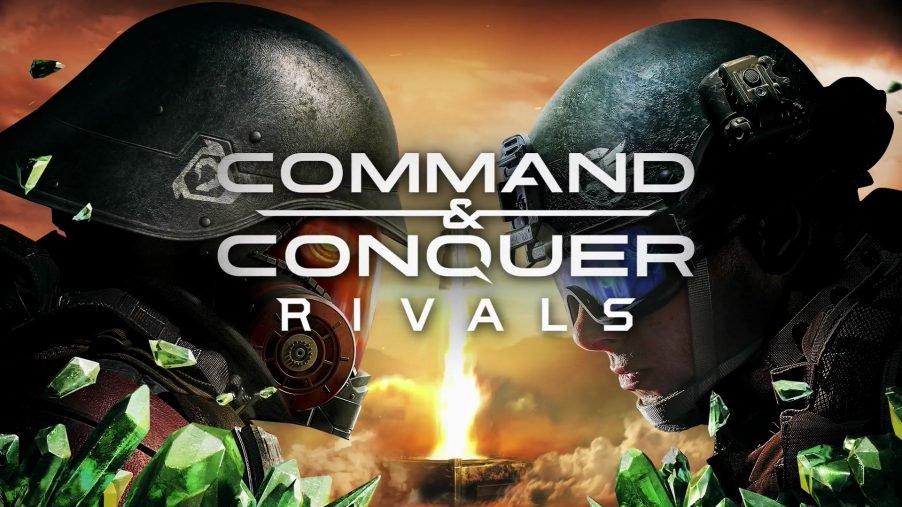 Игра Command & Conquer: Rivals вызвала негатив геймеров