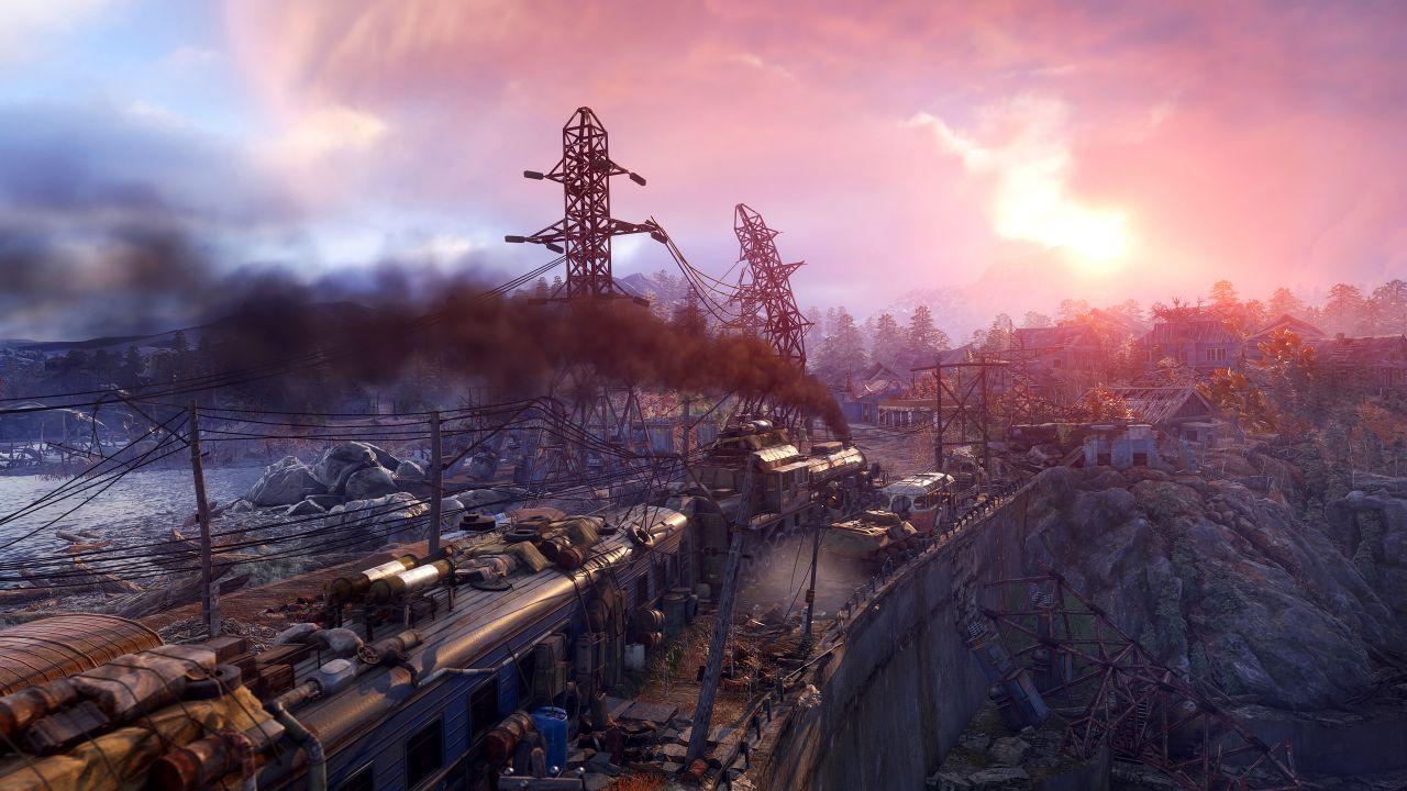 Metro Exodus — самый крупный проект 4A Games