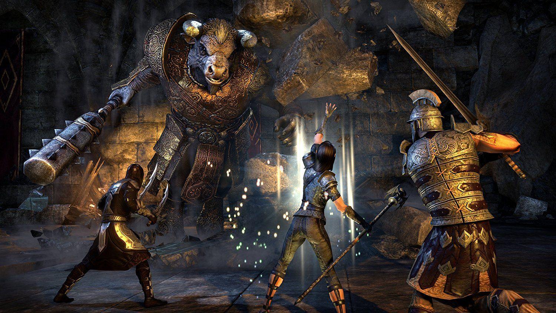 Официальный анонс The Elder Scrolls VI
