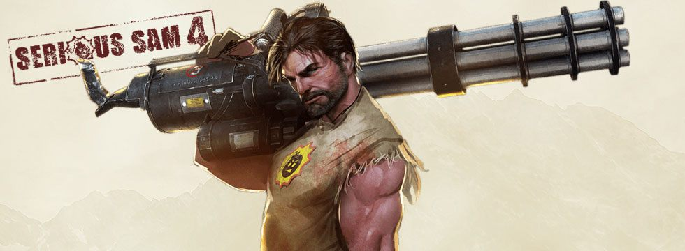 Подробности о Serious Sam 4: Planet Badass