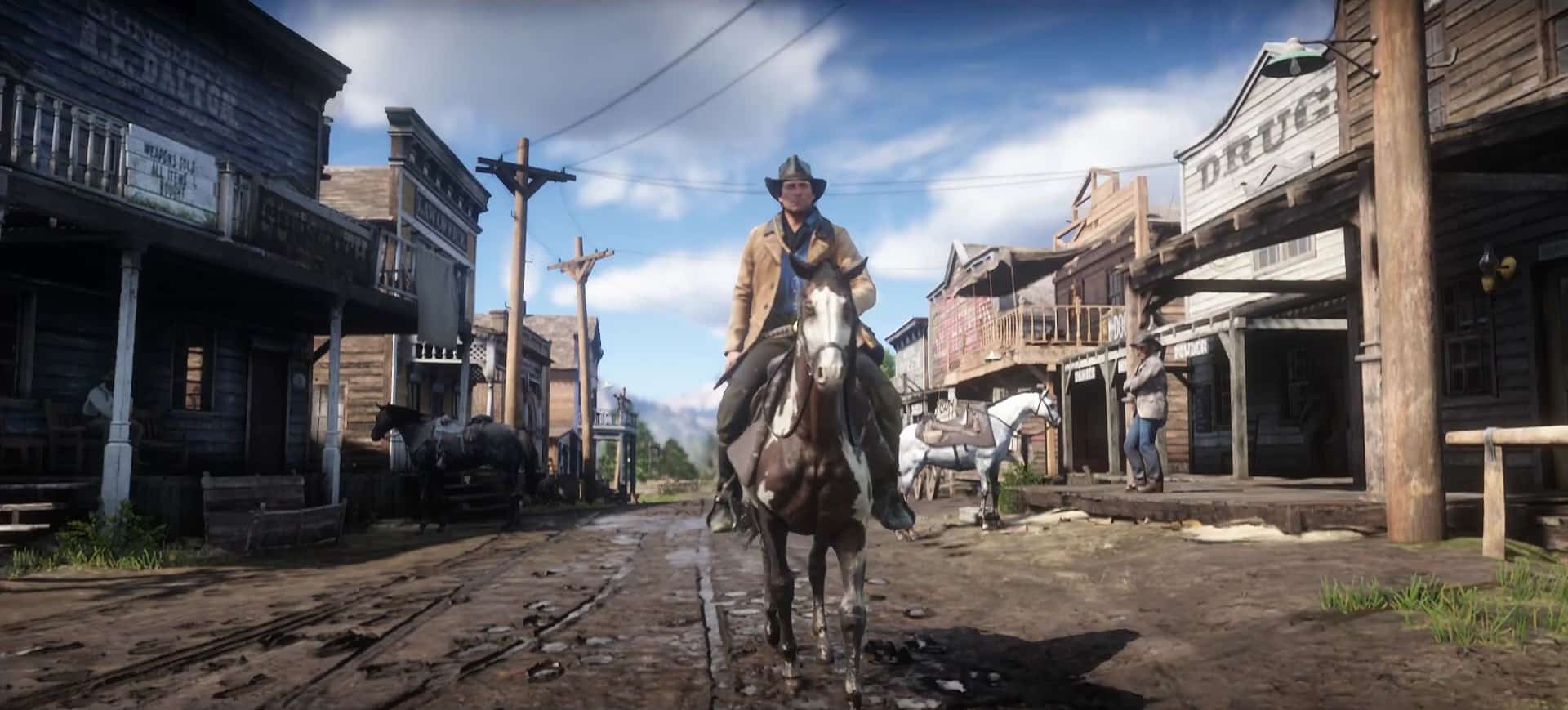 Red Dead Redemtion 2 была на E3 2018?