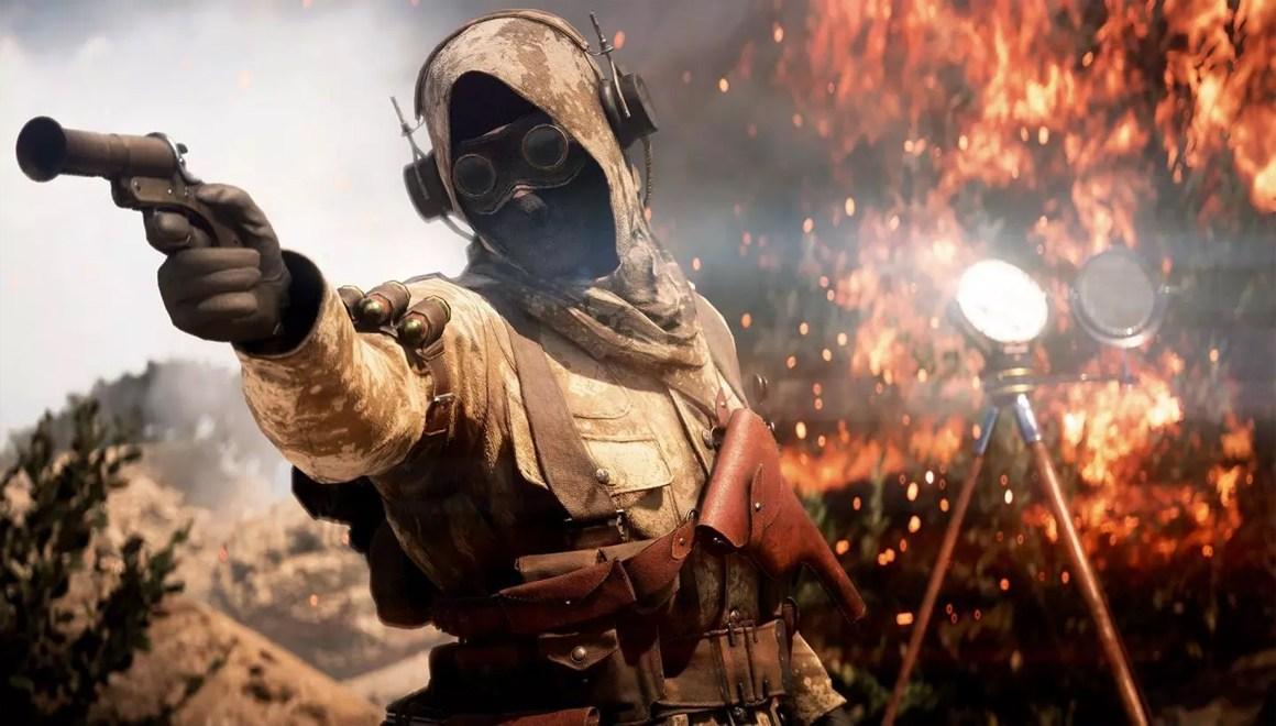 Врелизной версии Battlefield 5 будет всего две фракции