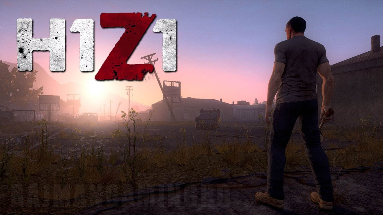Бесплатная H1Z1, поспешите