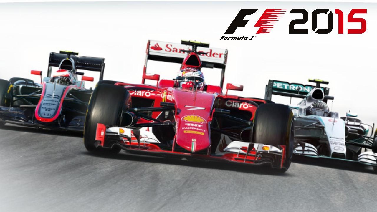 F1 2015 бесплатно инавсегда, поспешите!