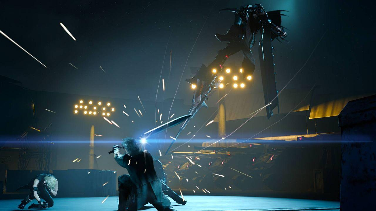 Final Fantasy XV: Windows Edition была взломана до релиза