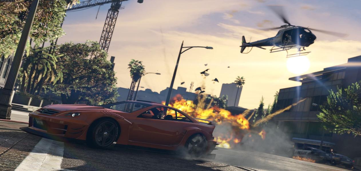 Геймеры пытаются снизить рейтинг GTA 5 вSteam