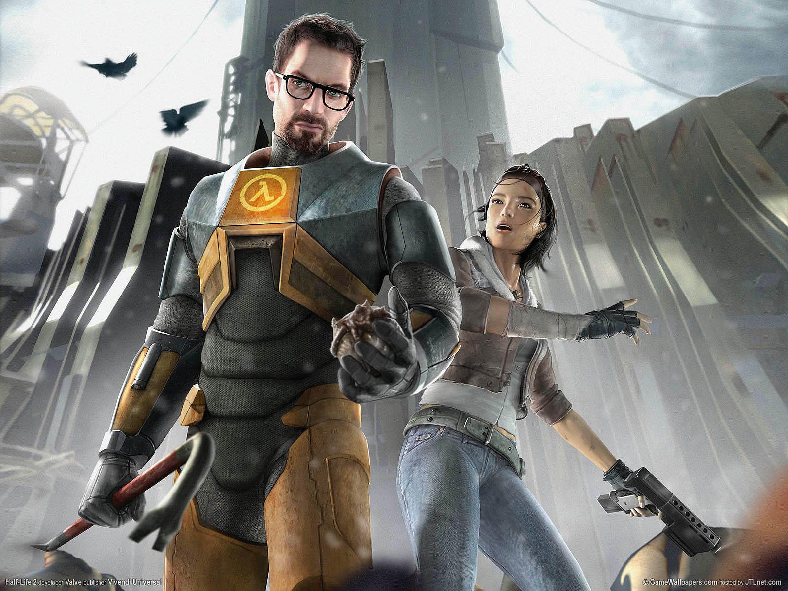 Half-Life насовременном движке Unreal Engine 4