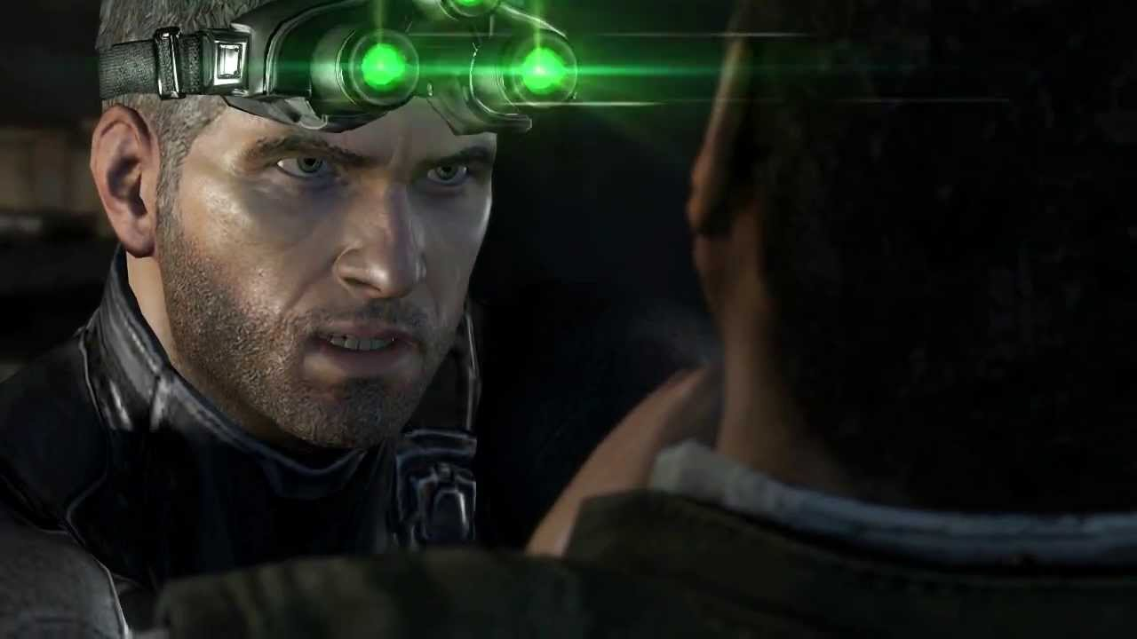 Информация о новой части Splinter Cell
