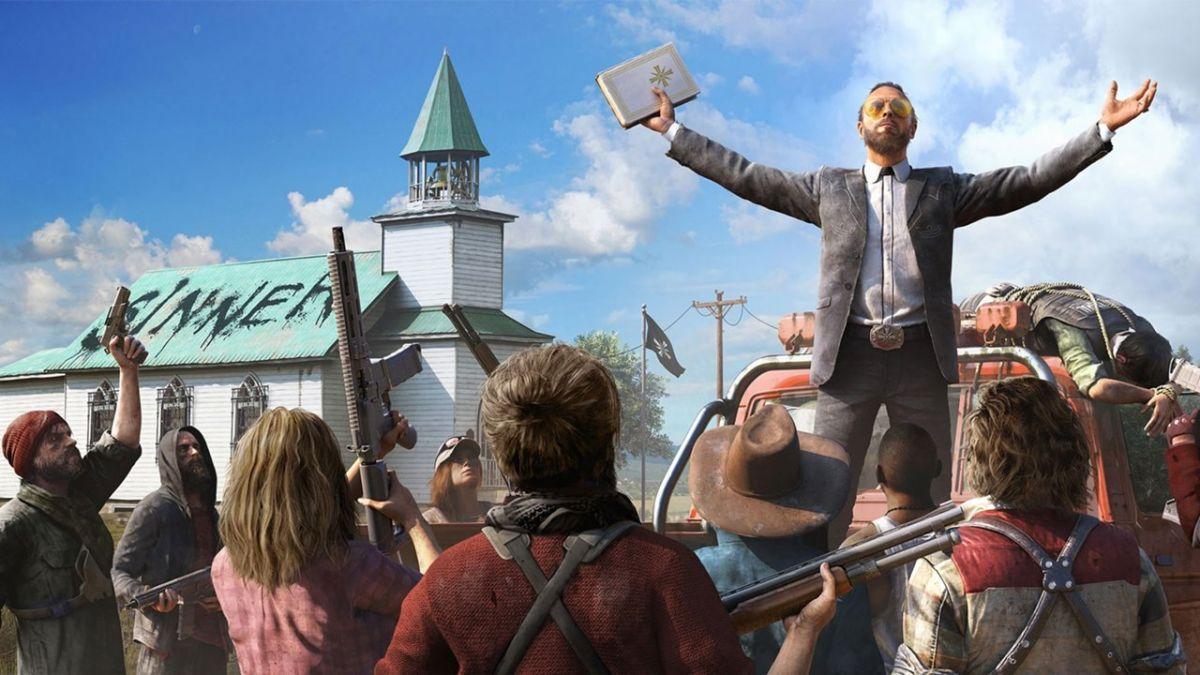 Какие злодеи будут в новой Far Cry 5?