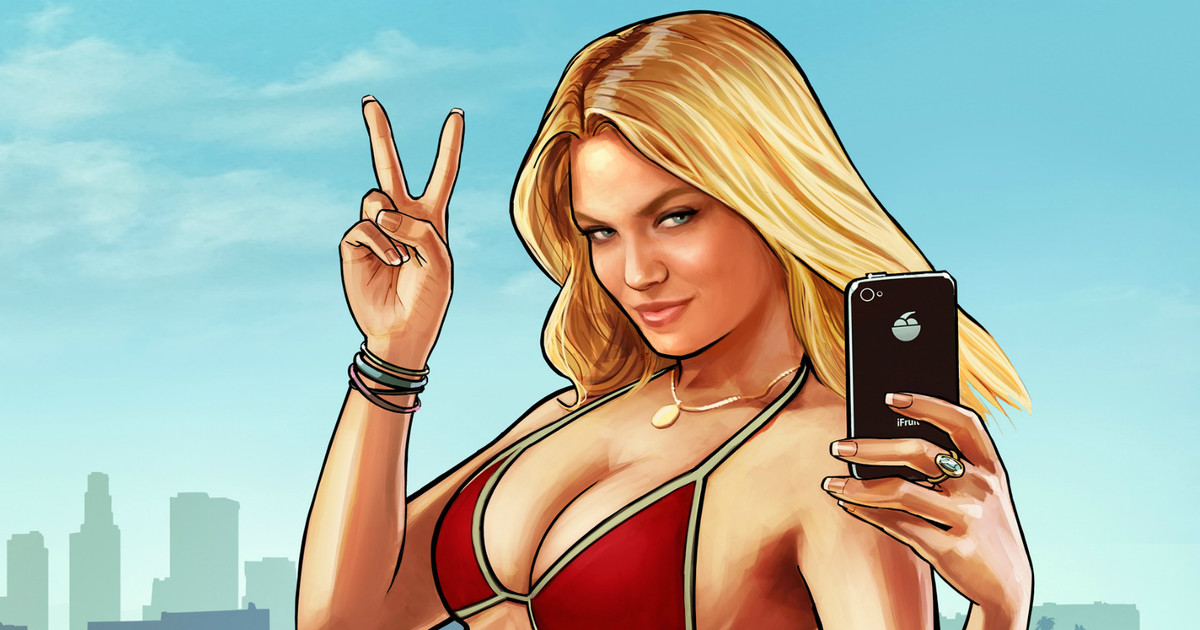 Линдси Лохан против разработчиков GTA 5