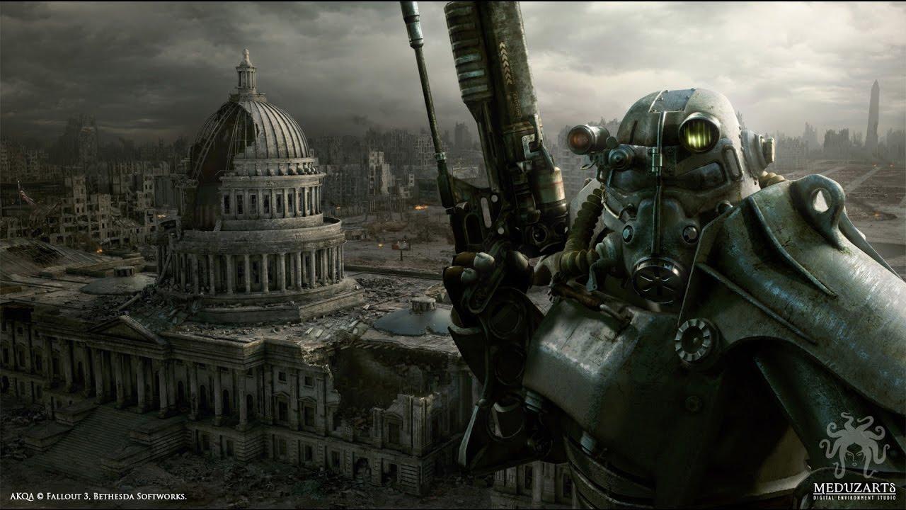 Масштабный любительский мод для Fallout 3 невыйдет из-за юридических проблем