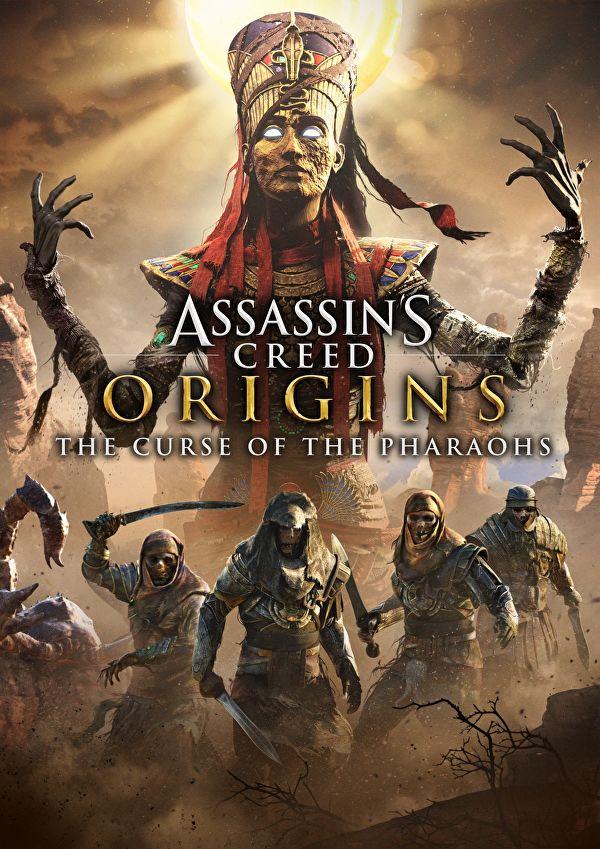 Мертвые фараоны вновом DLC кAssassin's Creed Origins