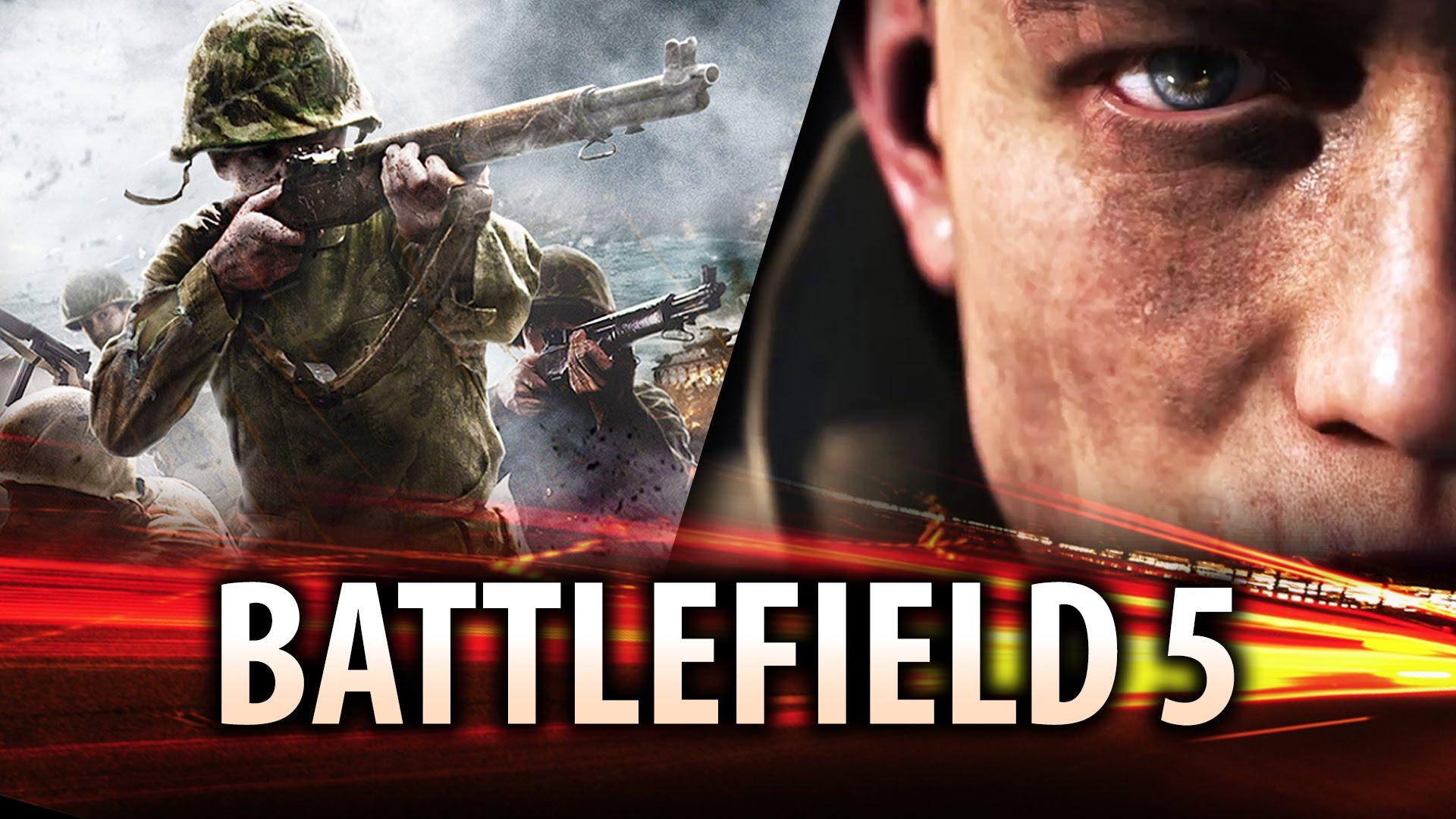 Новая информация о Battlefield 5