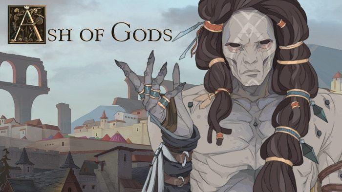 Официальное видео Ash ofGods обособенностях боевой системы вигре