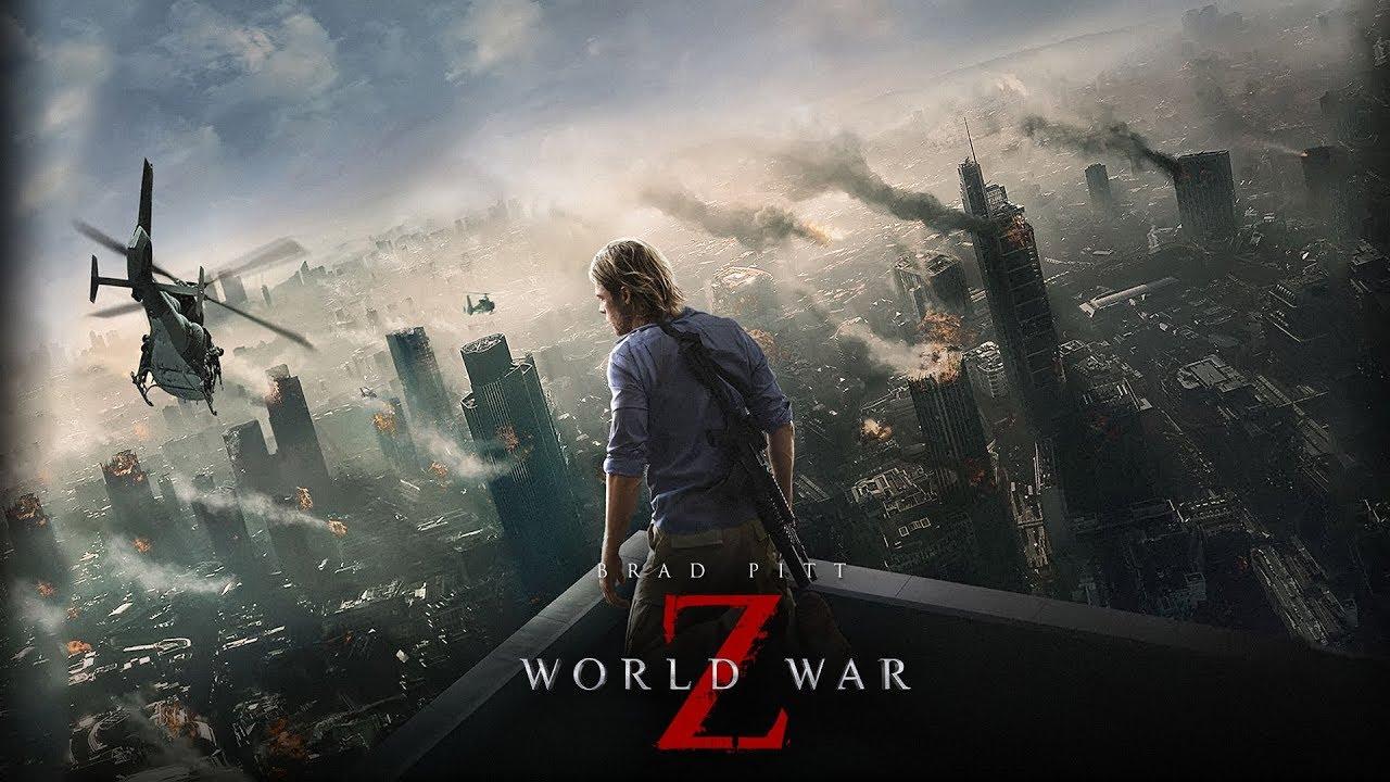 Орды зомби иполная разрушаемость вигре пофильму «Война миров Z»