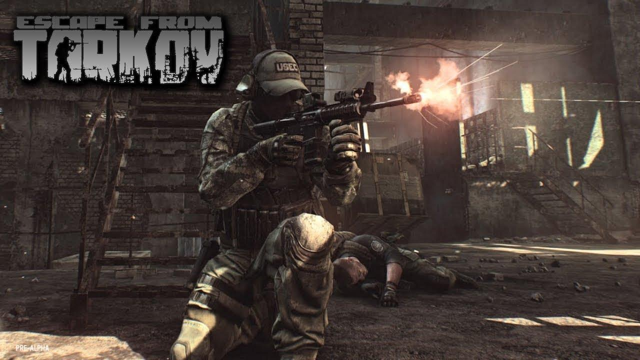 Открытый бета-тест Escape from Tarkov