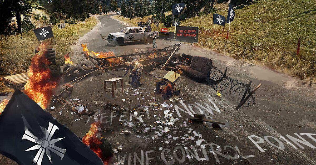 Полное прохождение Far Cry 5 итрофеи вигре