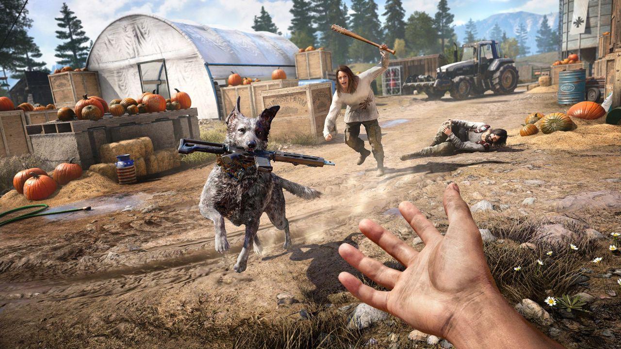 Релиз Far Cry 5, атакже обновления итрейлер PCверсии игры