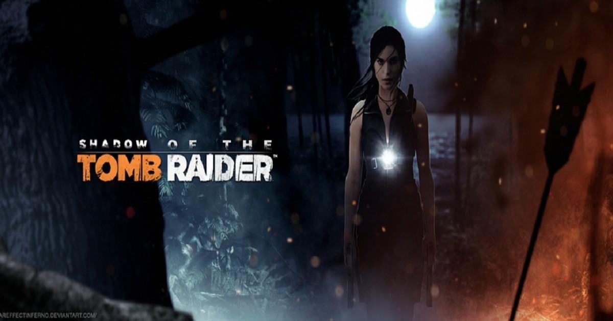 Всети появился тизер кновой Shadow of the Tomb Raider