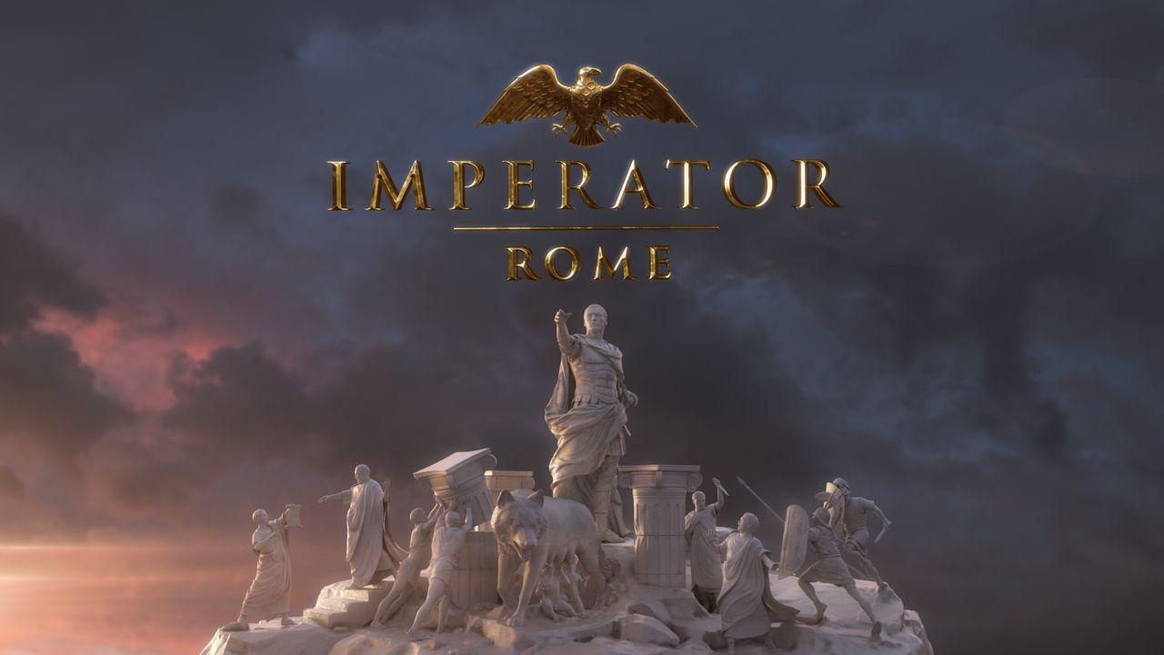 Анонс стратегии Imperator: Rome отParadox