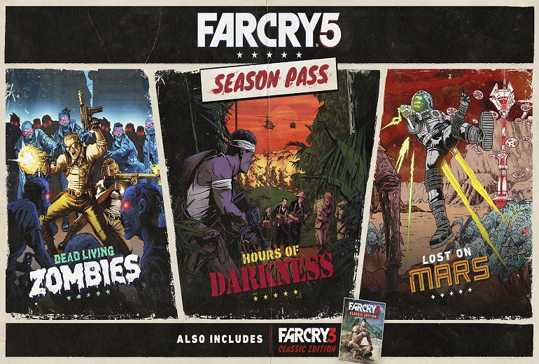Анонс сюжетного DLC для Far Cry 5