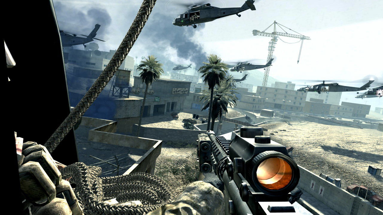 Call of Duty: Modern Warfare 4 выйдет в 2019 году