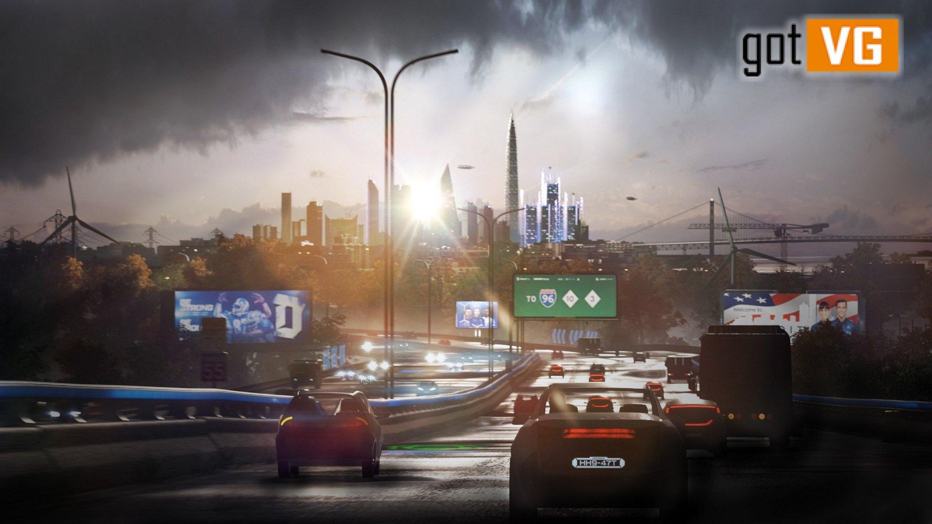 Детройт будущего втрейлере Detroit: Become Human