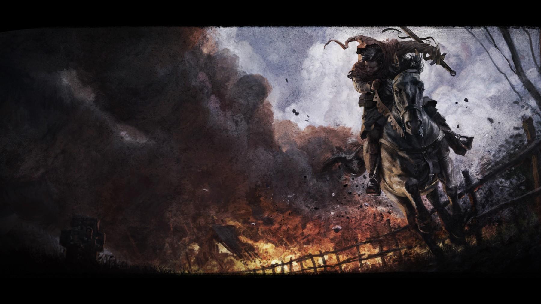 Kingdom Come: Deliverance ожидает 4 сюжетных дополнения