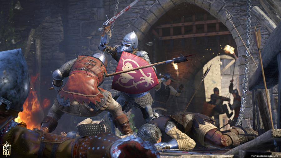 Kingdom Come: Deliverance утратила 95% пользовательской базы вSteam после релиза