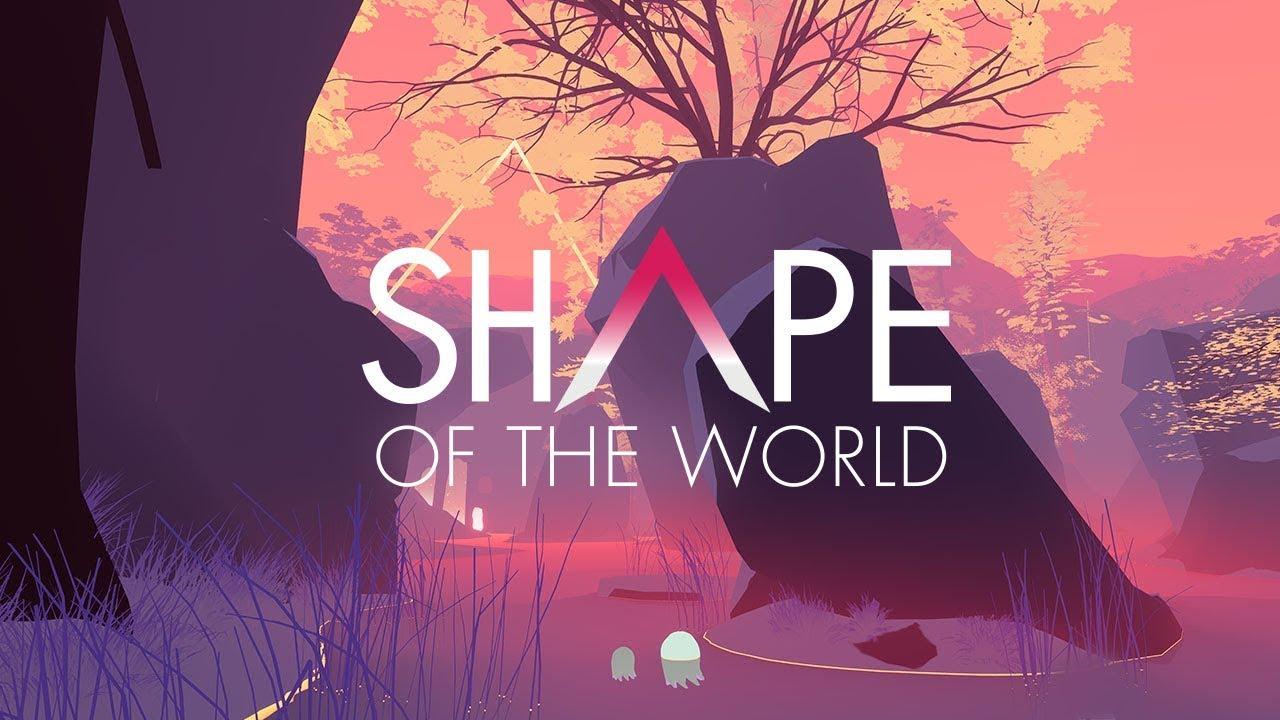 Красочную адвенчуру Shape ofthe World можно получить бесплатно