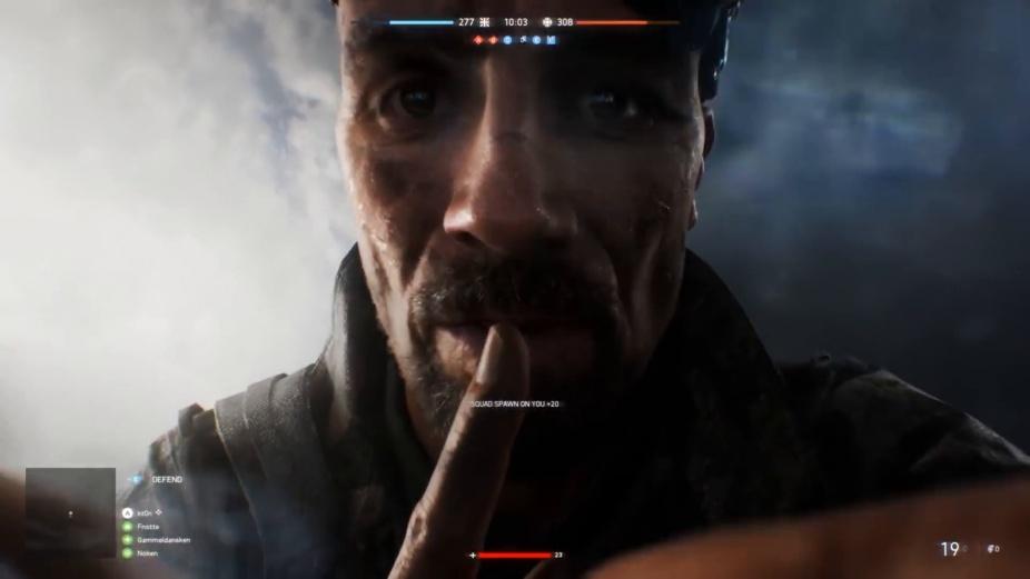 Первые кадры новой Battlefield 5