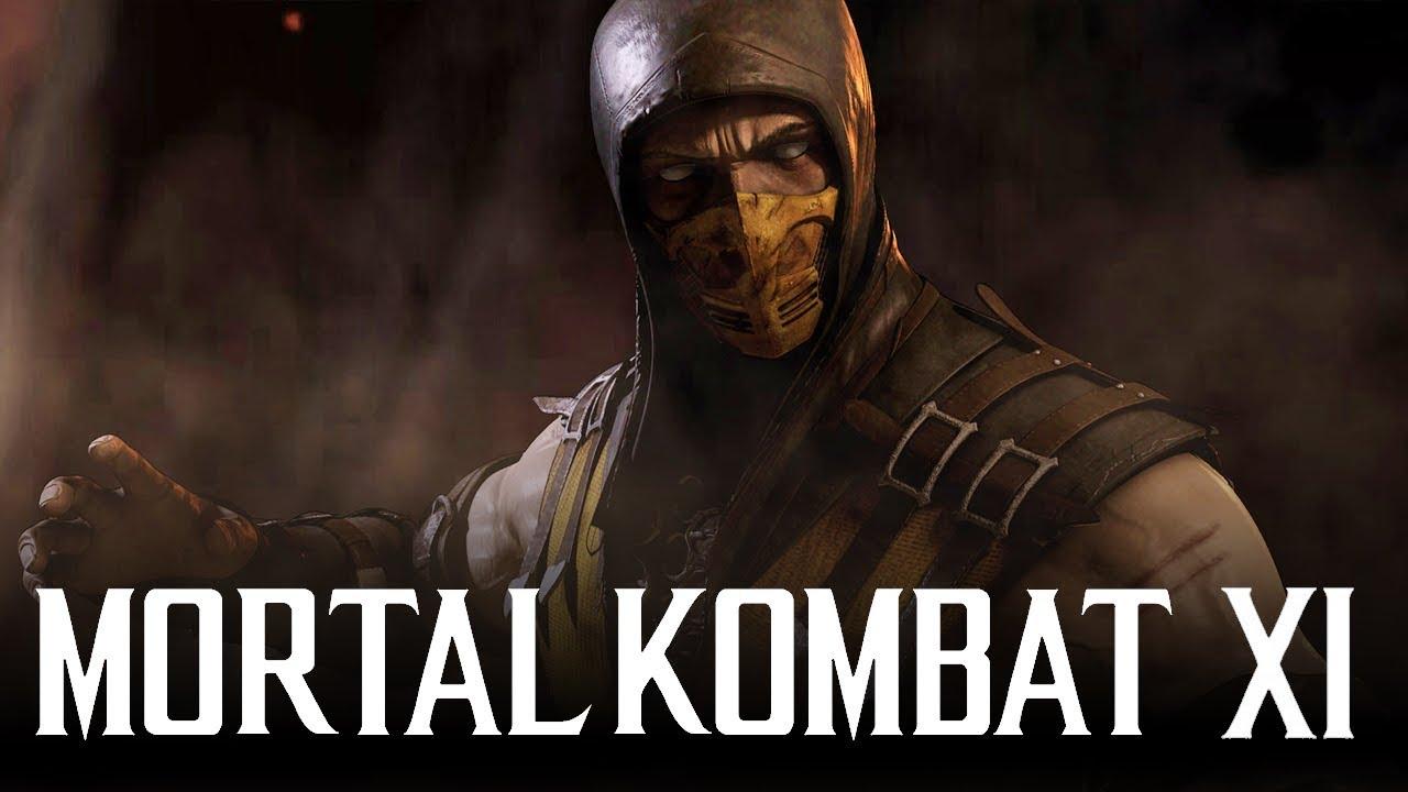 Скоро анонсируют Mortal Kombat 11?