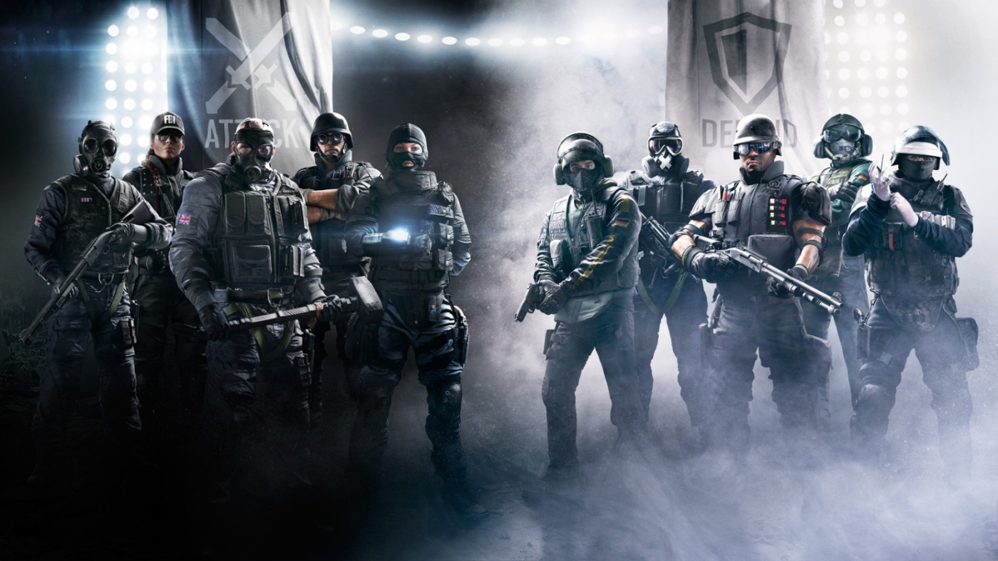 Анонс нового DLC для Rainbow Six: Siege — Operation Wind Bastion