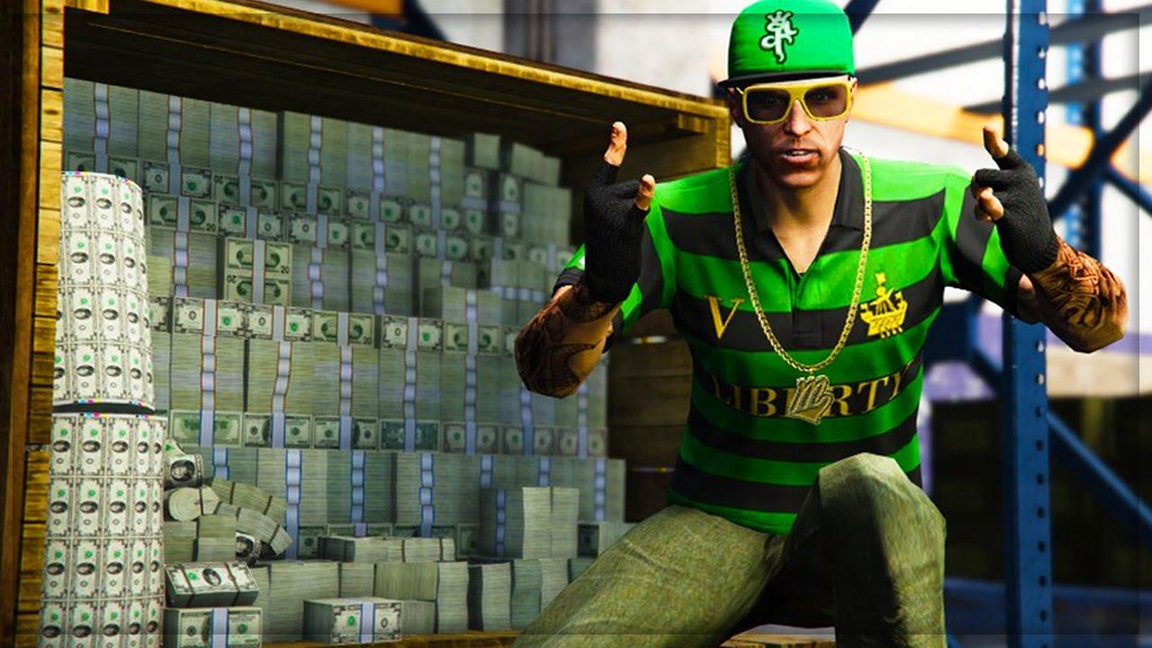 Grand Theft Auto 5 преодолела отметку в100 млн. копий