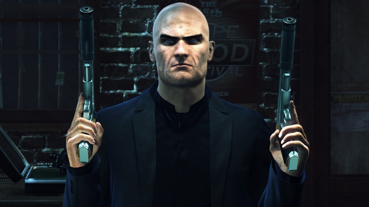 Hitman: Absolution и Hitman: Blood Money для PS4 и Xbox One