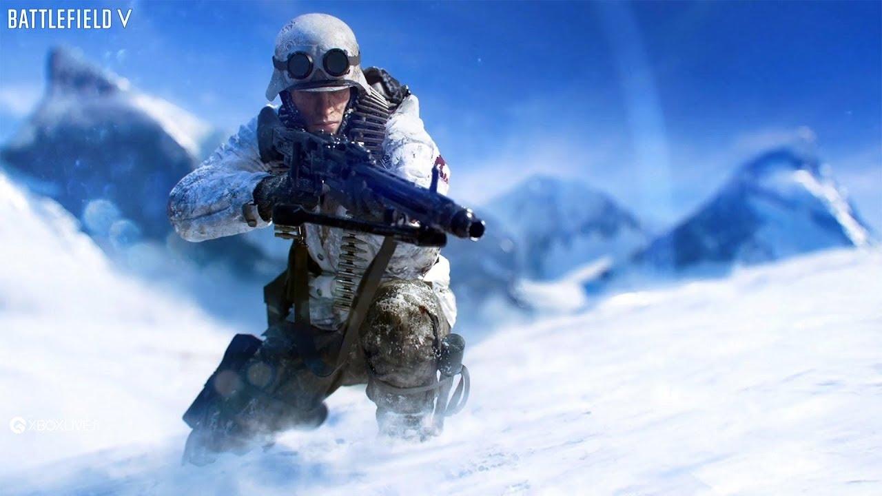 Какие будут карты вмультиплеере Battlefield V