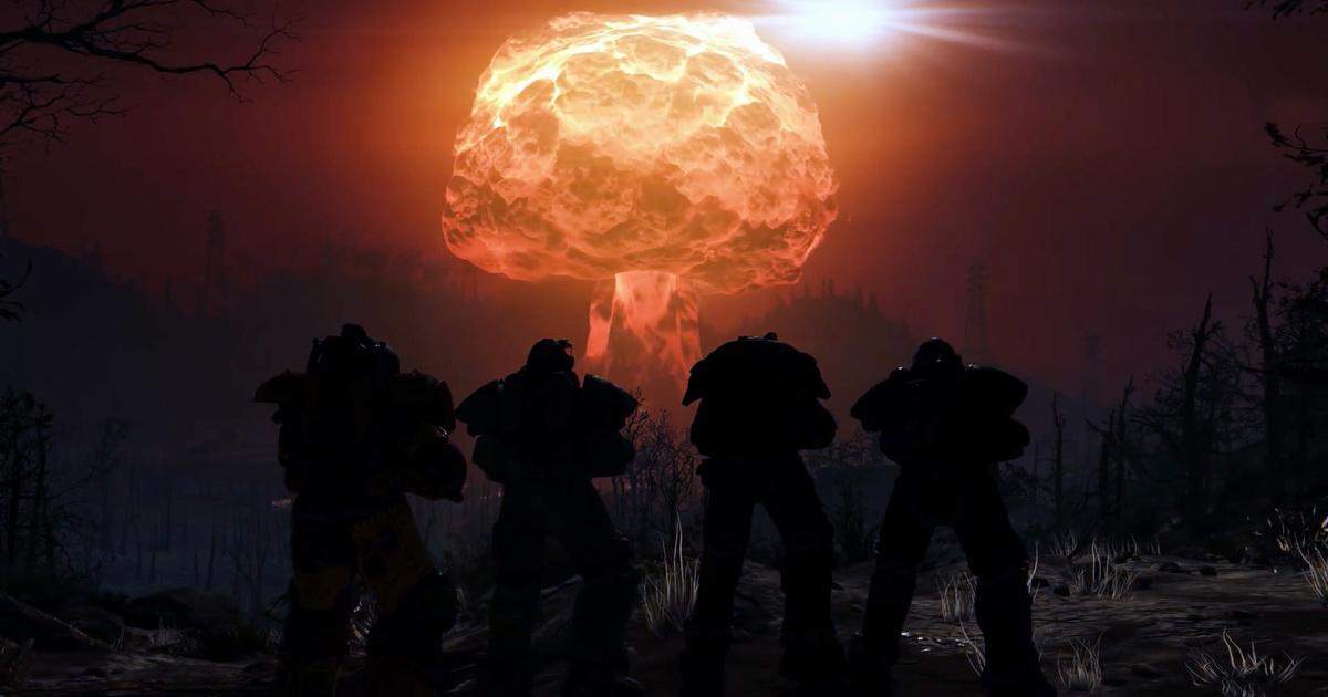 Молодой человек устроил погром из-за того, что несмог вернуть назад Fallout 76