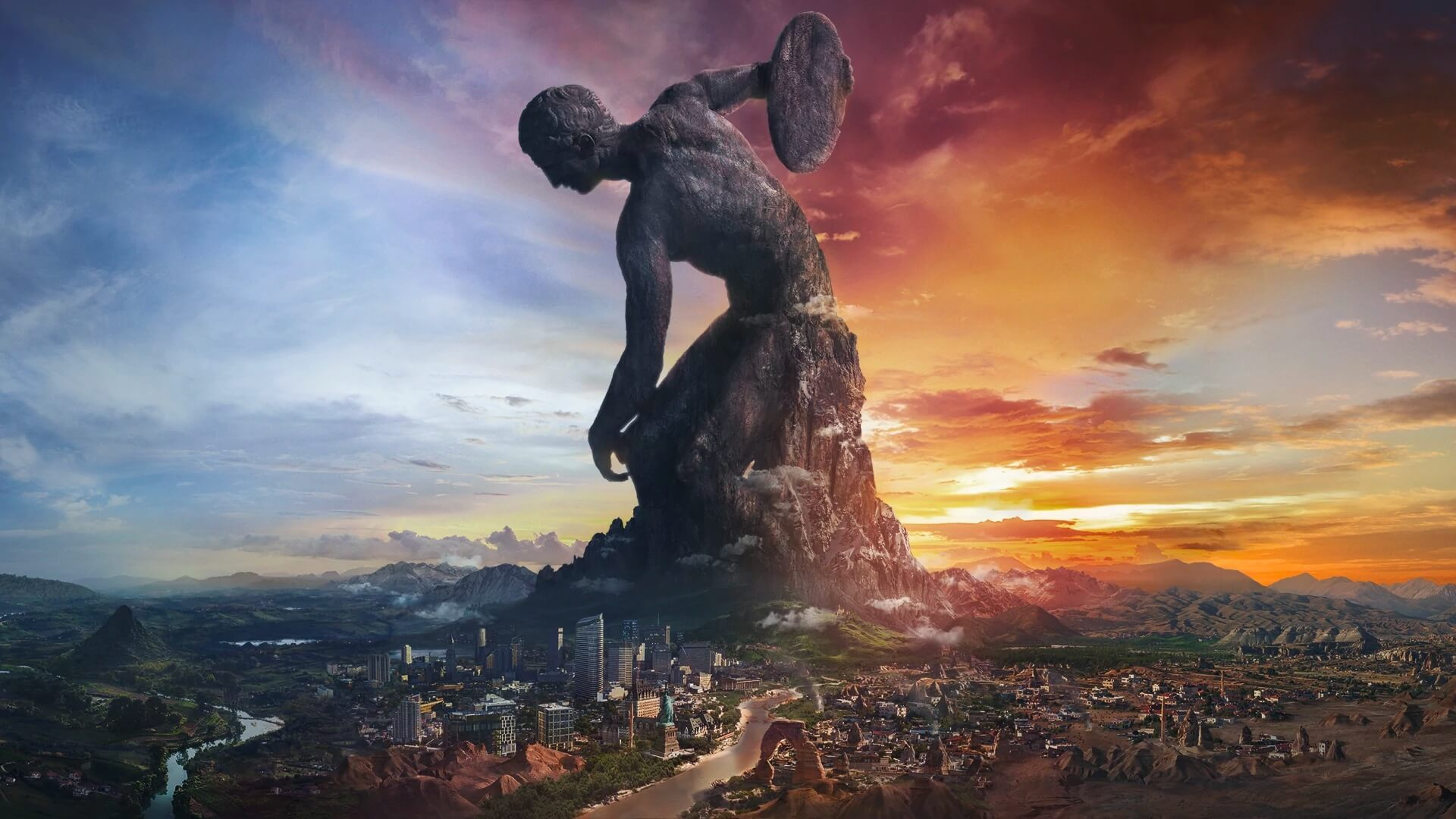 Новое DLC Gathering Storm для Civilization VI