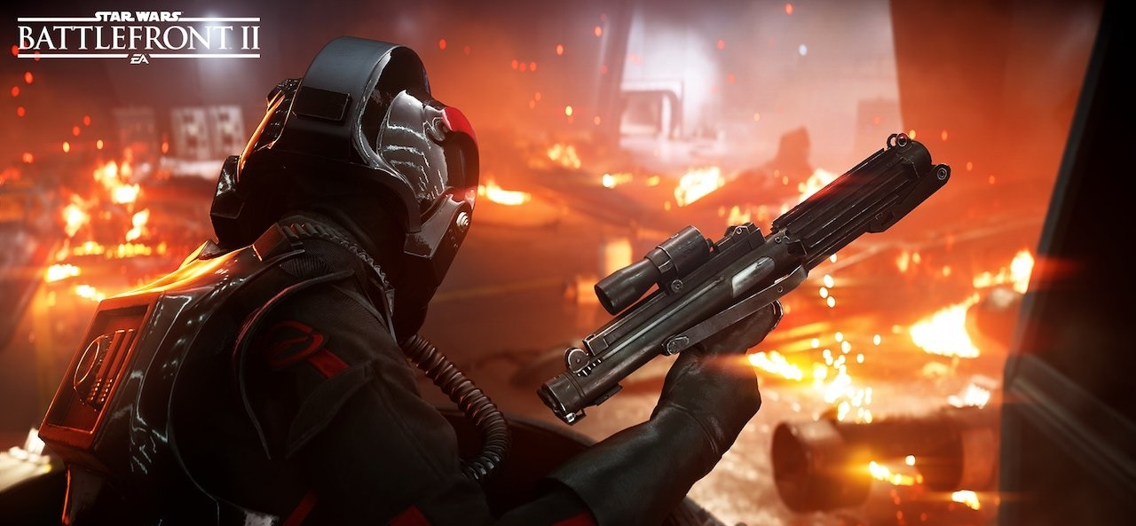 Star Wars: Battlefront 2 в EA Access