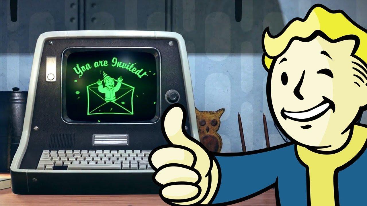30 минут игрового процесса Fallout 76